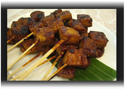 Sate Tahu Gurih, Pilihan Resep Sederhana Vegetarian