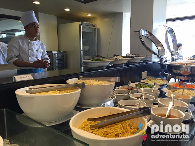 Live Cooking Station at Sea Breeze Restaurant Boracay