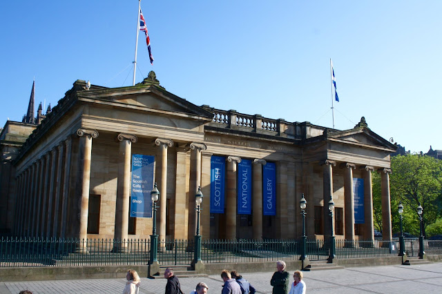 edinburgh museum gallery national