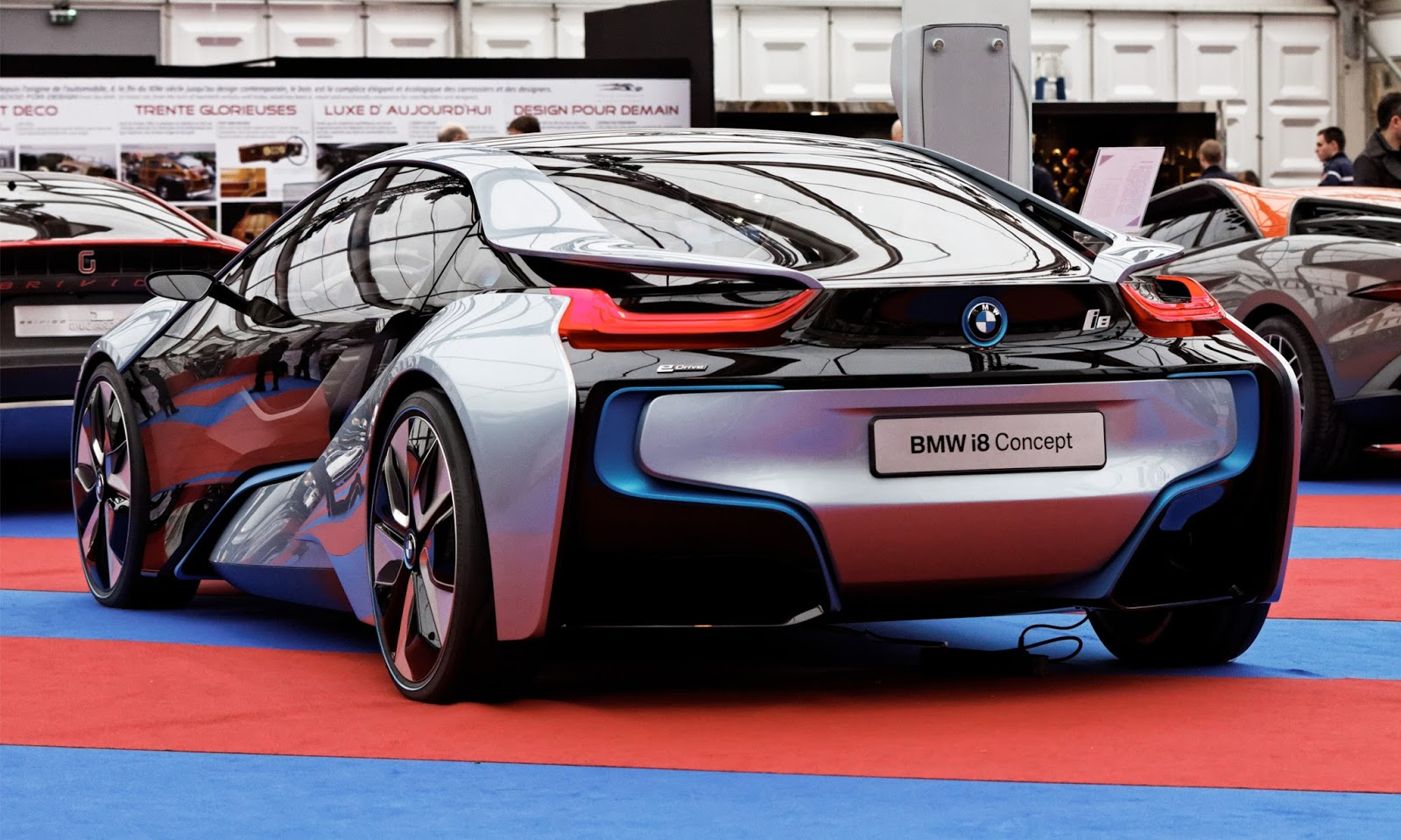 Cinema Wallpapers With Quotes Bmw I8 Hd Wallpapers Hd Wallpapers High Definition