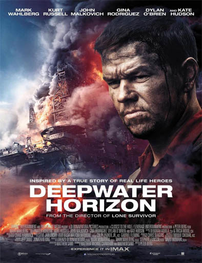 Ver Horizonte profundo (Deepwater Horizon) (2016) Online
