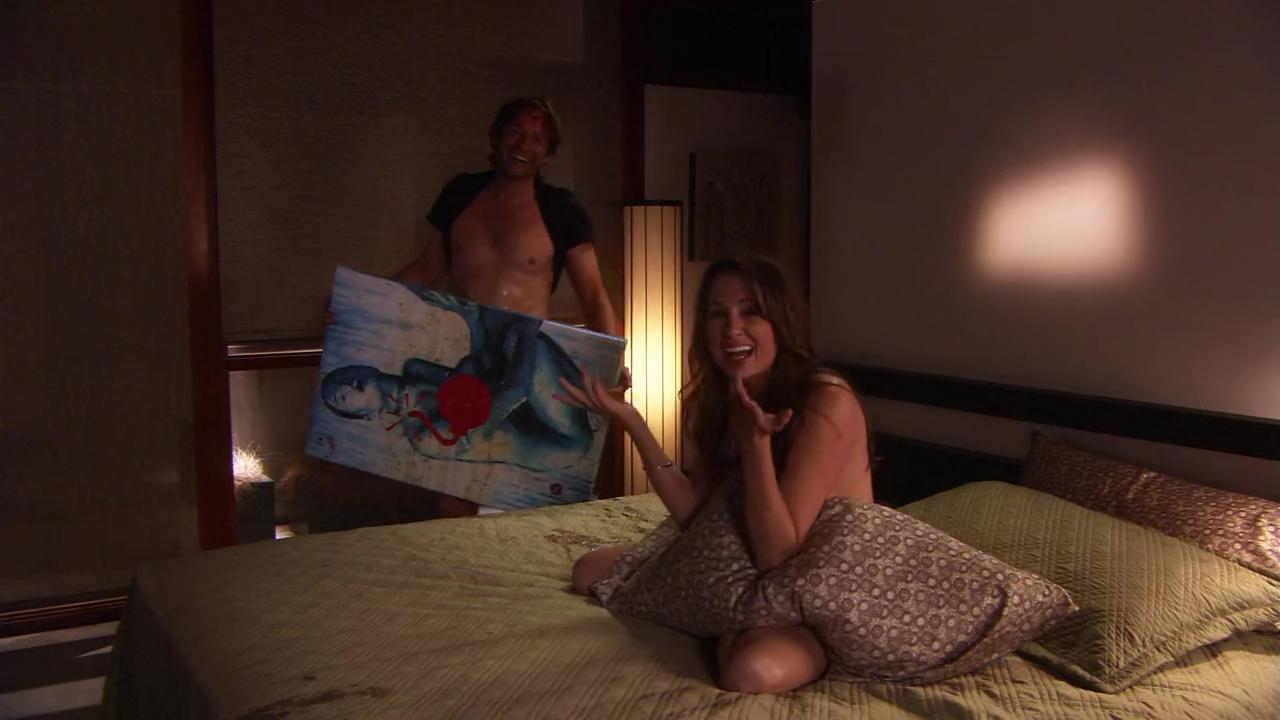 Paula Marshall Nude Porn Pics