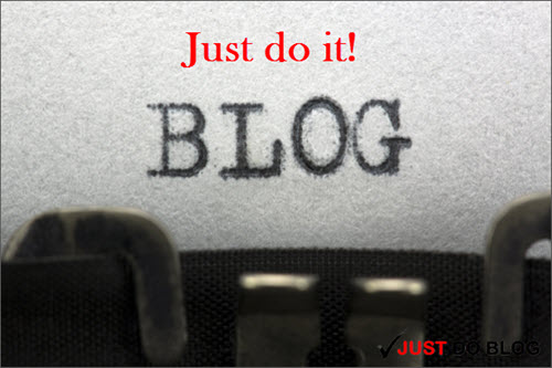 Just Do Blog