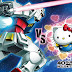 Gundam and Hello Kitty Collabs for Anniversary Project