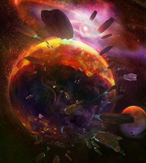 全球预言45末后星辰变化的景像 - Omega Ministry - 末后事工中國部