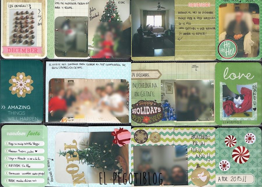 project life navidad christmas