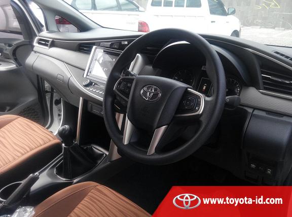 All New Kijang Innova V Diesel Silent Remote Grand Avanza Tipe Toyota Astra Indonesia Namun Demikian Bertransformasi Dengan Segudang Fitur Canggih Yang Di Miliki Mulai Dari Ikuran Audio Unit Kemudi Sudah