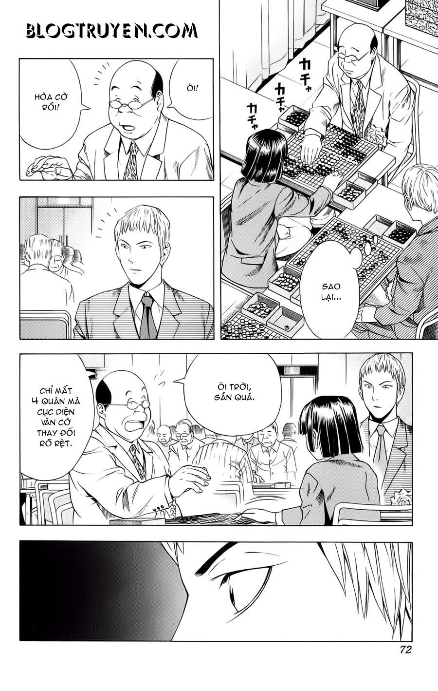 Hikaru No Go hikaru no go chap 72 trang 21
