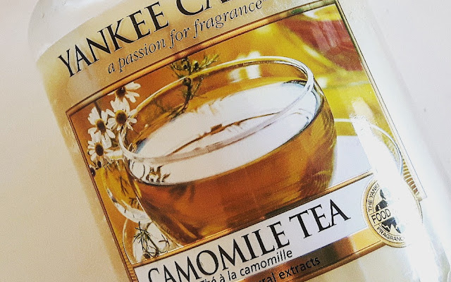 Yankee Candle - Camomile Tea - Czytaj więcej »