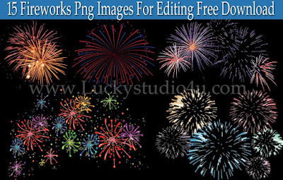 15 Fireworks Png Images For Editing Free Download