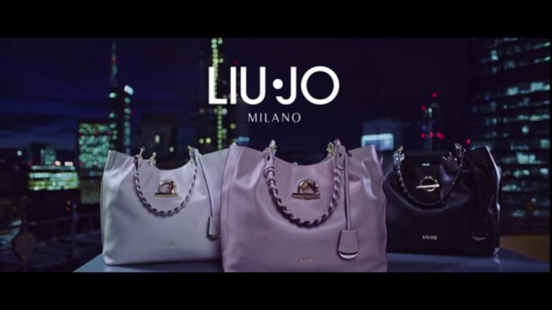 Pubblicità Liu Jo borsa con tre modelle e canzone Personalità e06ed7f5e4e