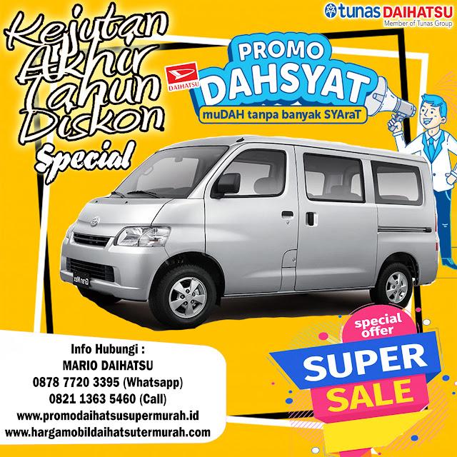 promo daihatsu gran max minibus 2018