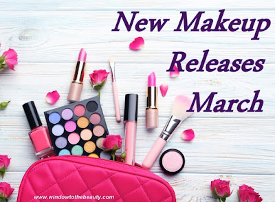 new makeup skin care launches