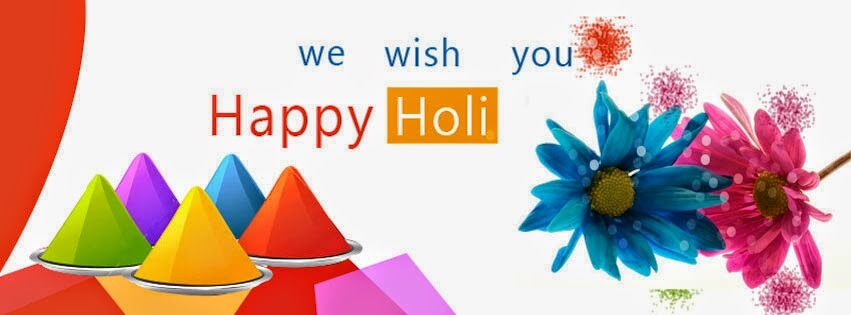 facebook cover happy holi hd wallpapers