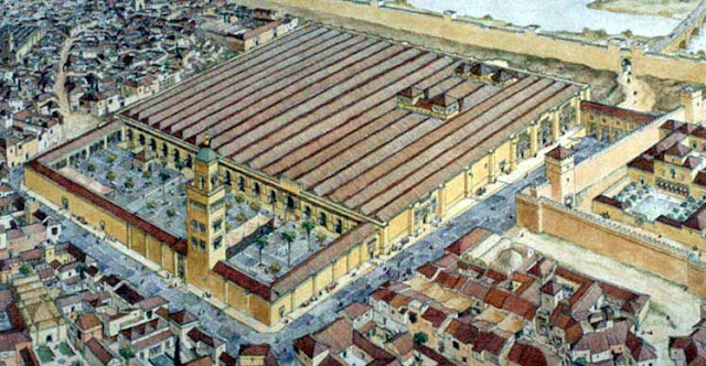 La Mezquita de Córdoba en la época de Al-Andalus