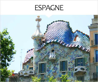 My Travel Background : Voyage Europe Espagne