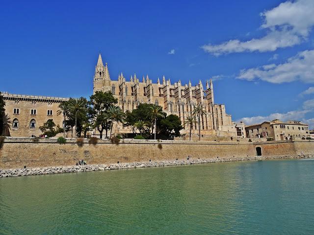Hiszpania, stolica Majorki Palma de Mallorca