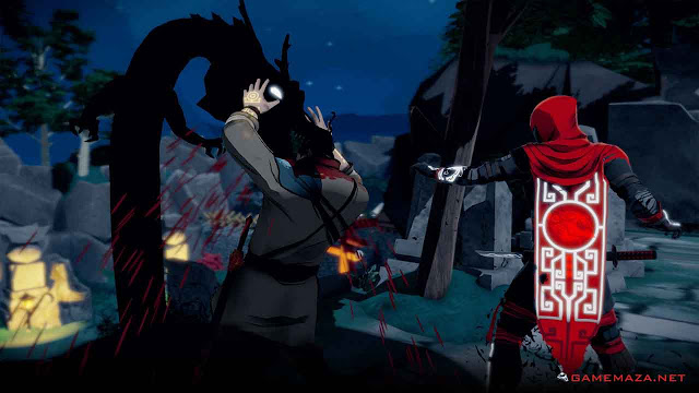 Aragami Gameplay Screenshot 3