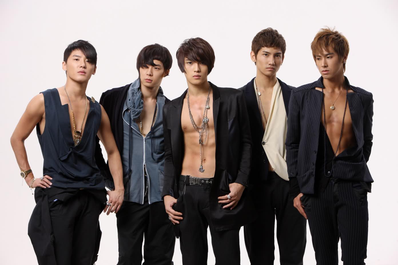 Korean Group Singers 102