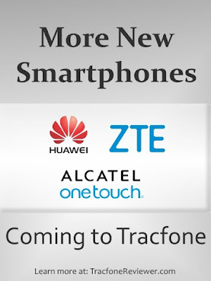 Below is the latest news about several smartphones coming to Tracfone in the near future New ZTE and Nexus Smartphones Coming to Tracfone