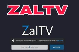 Code Active Zaltv  For Android-2020-2021