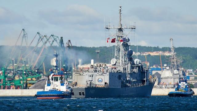 """Τουρκική άσκηση ανατολικά Ρόδου και Καρπάθου: Η Τουρκία προχώρησε σε """"εγκλωβισμό"""" του Καστελόριζου"""