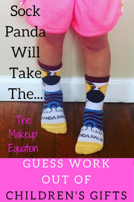 Sock Panda Will Take The Guess Work Out Of Gifts For Children