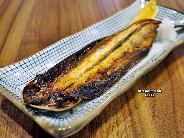 Tansen Izakaya 炭鲜居酒屋 Menu - Himono One-Night Air Dried Fish