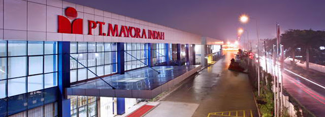 Lowongan Kerja Operator Produksi PT MAYORA INDAH Tbk September 2017