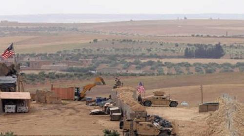 واشنطن تقرر وقف دعم مناطق شمال غربي سوريا.!