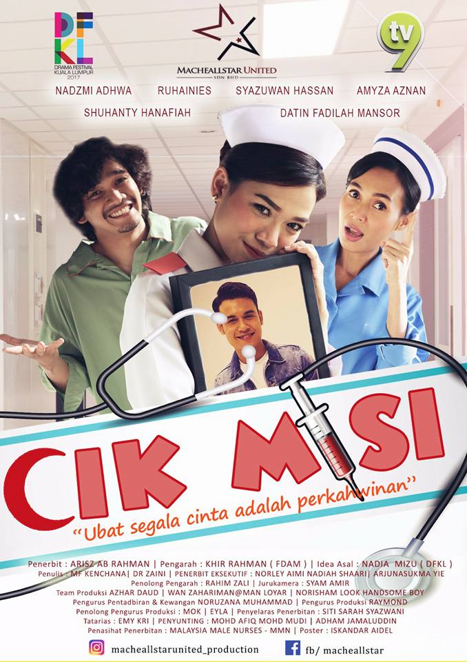 Cik Misi Telemovie