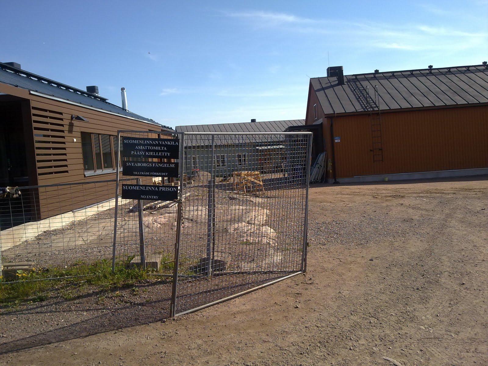 Suomenlinnan Vankila
