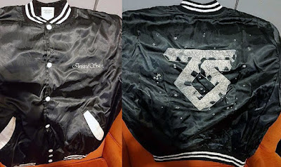 Twisted Sister club jacket