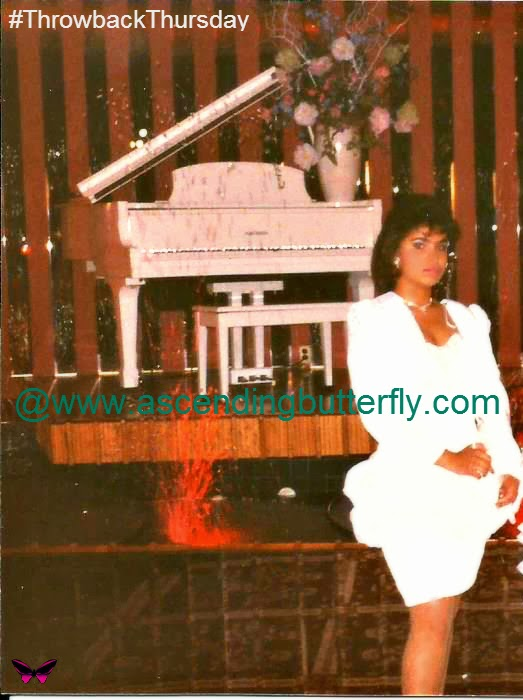 Throwback Thursday Ascending Butterfly Lehman High School Prom at Marina Del Rey Bronx New York