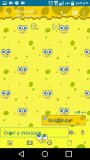 BBM Spongebob Apk 2.12.0.10