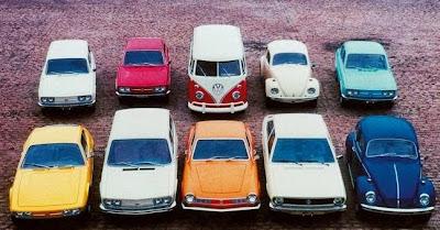 Volkswagen tarihi