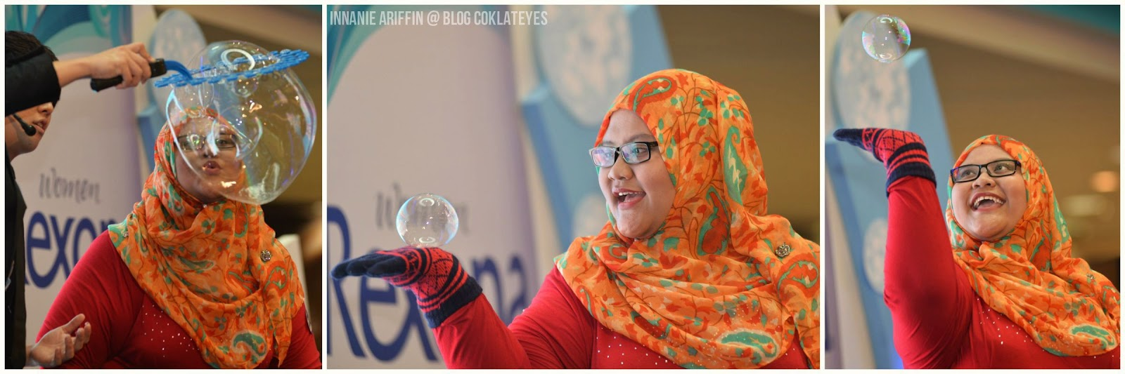 Rexona Spray For Woman Dengan Teknologi Freshprotect Beri