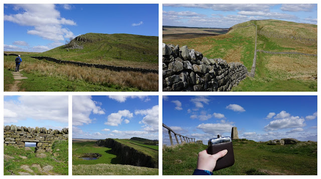 Day 4 (b) Hadrian's Wall Path - Carrie Gault 2018