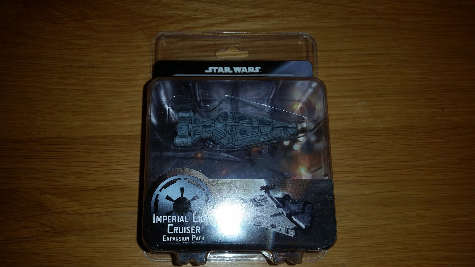 The Garage Gamers Star Wars Armada Arquitens Class Imperial Light