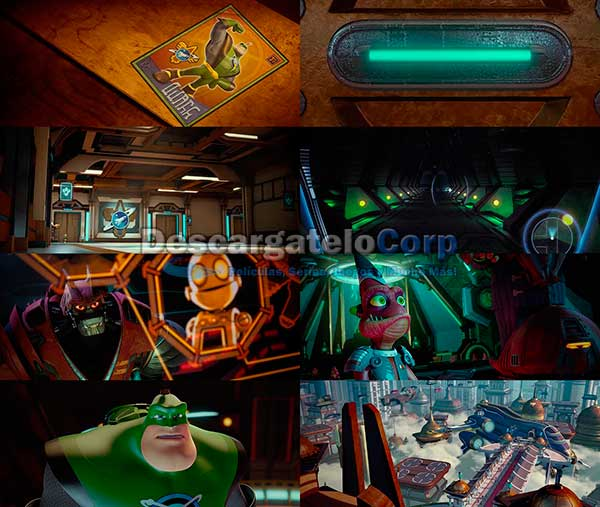Ratchet y Clank DVDRip Latino