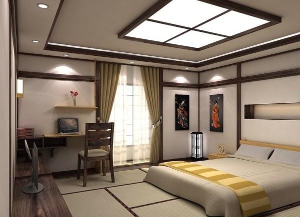 Thiết kế nội thất nhà kiểu Nhật thân thiện với tự nhiên