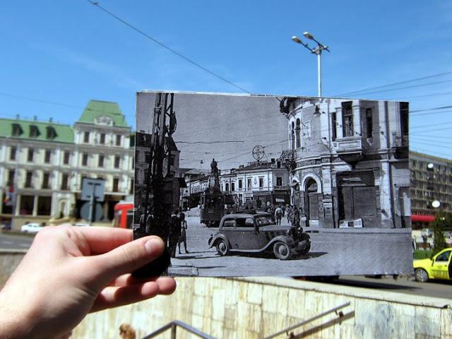 Piata Unirii Iasi - Proiect Adrian Serghie - blog FOTO-IDEEA