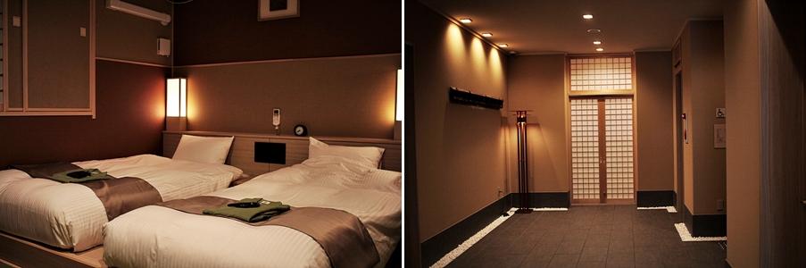 hotel zimmer bett schlafen
