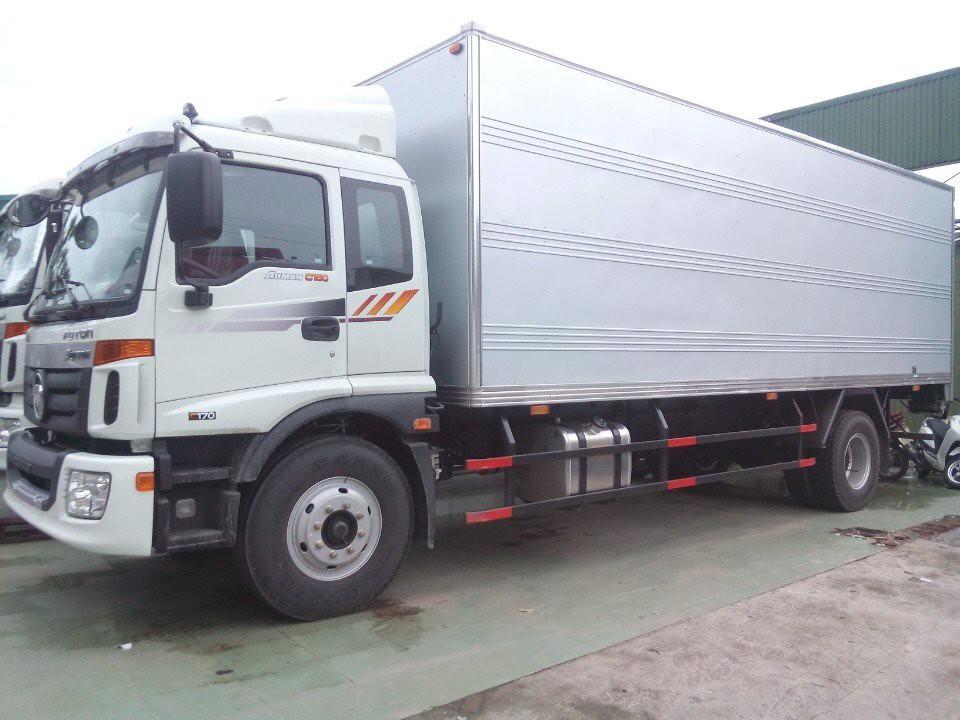 Giá xe tải 9 tấn tại hải phòng hỗ trợ trả góp