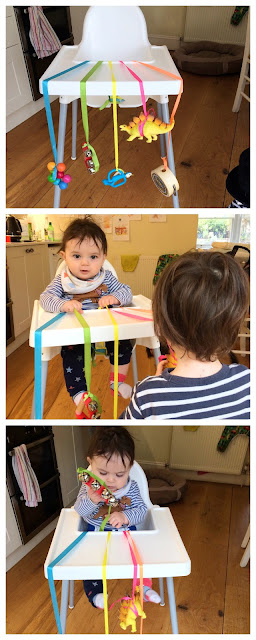 Play Hooray High Chair idea