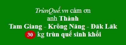Trùn quế Krông Năng