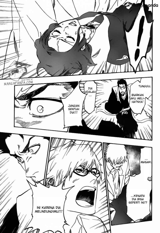 manga bleach 534 page 17