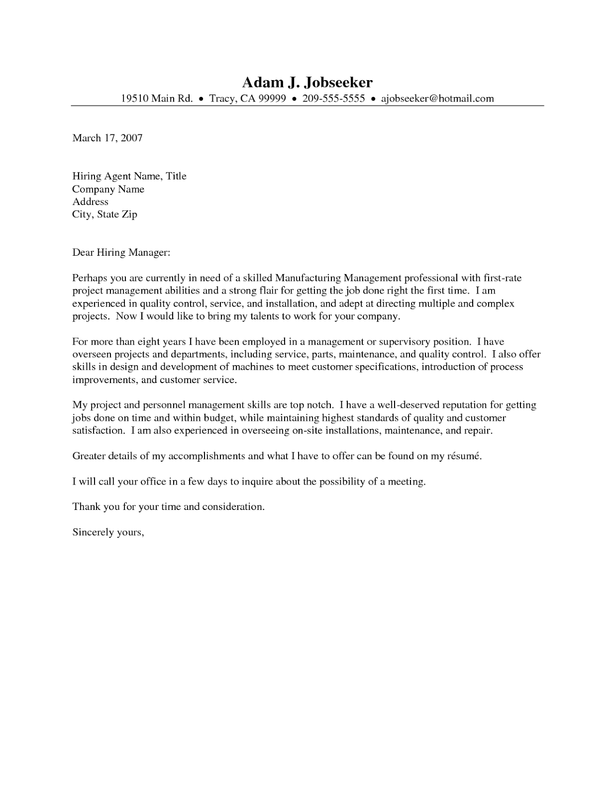 medical assisting cover letter