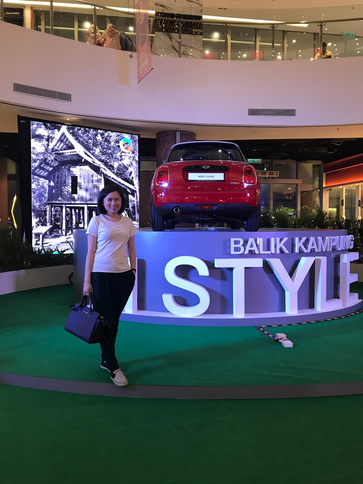 Celebrate Eid Mubarak @ KL Gateway Mall to Balik Kampung In Style
