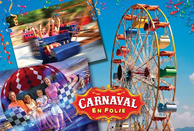 la ronde 2018 carnival en folie